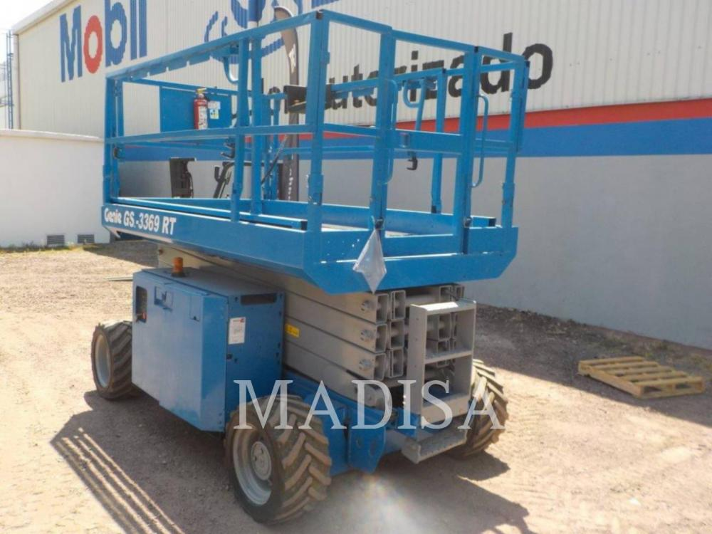 Detail photo of 2012 Genie GS-3369 RT from Construction Equipment Guide