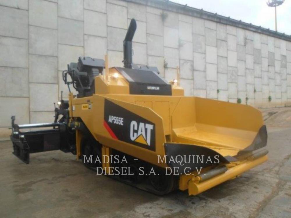 Detail photo of 2011 Caterpillar AP555E from Construction Equipment Guide