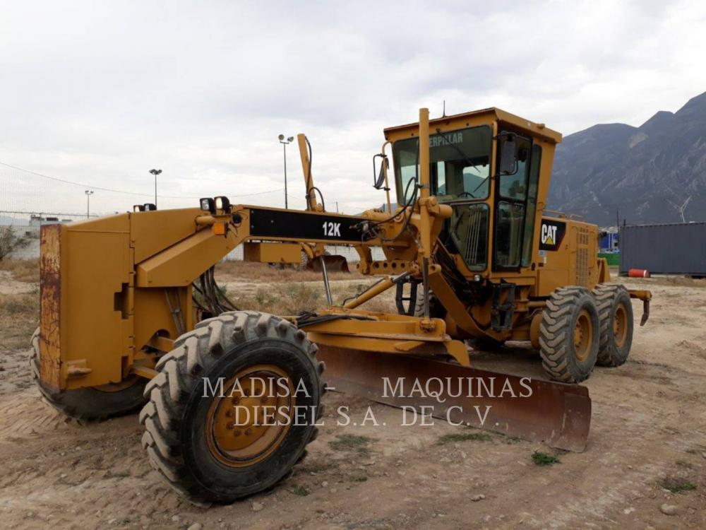 Detail photo of 2011 Caterpillar 12K from Construction Equipment Guide