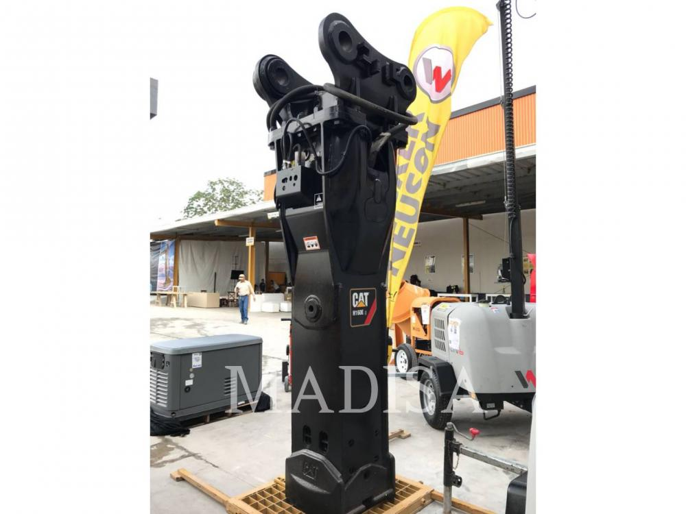 Detail photo of 2015 Caterpillar H 160 E S from Construction Equipment Guide