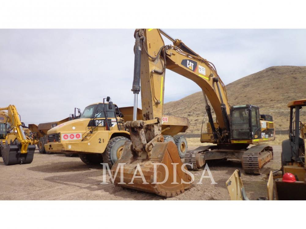 Detail photo of 2011 Caterpillar 345DL from Construction Equipment Guide