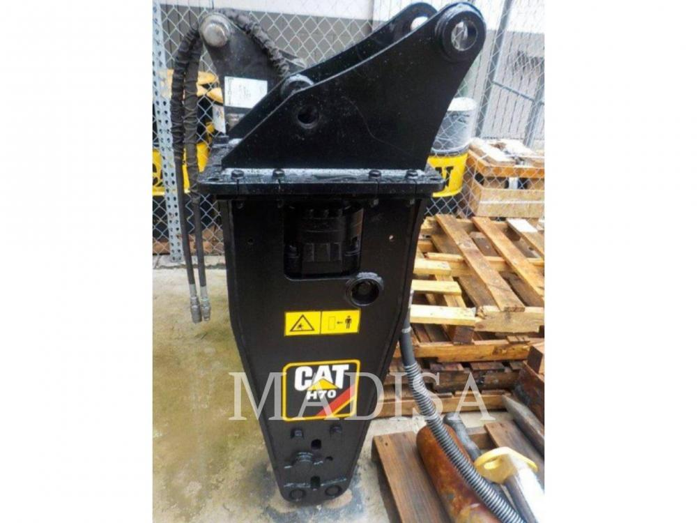 Detail photo of  Caterpillar H 70 S FLAT-TOP from Construction Equipment Guide