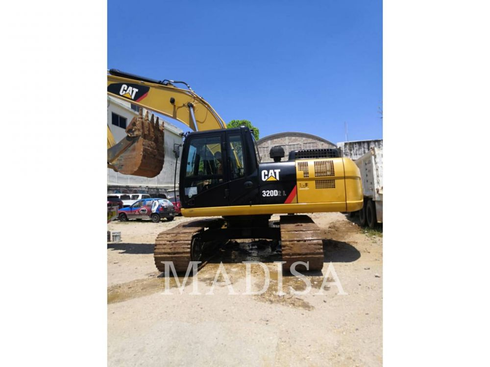 Detail photo of 2018 Caterpillar 320D 2L from Construction Equipment Guide