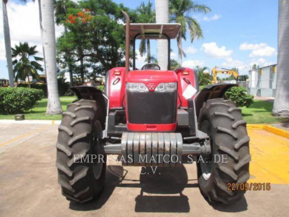 Detail photo of 2013 Massey Ferguson MF2695 4WD from Construction Equipment Guide