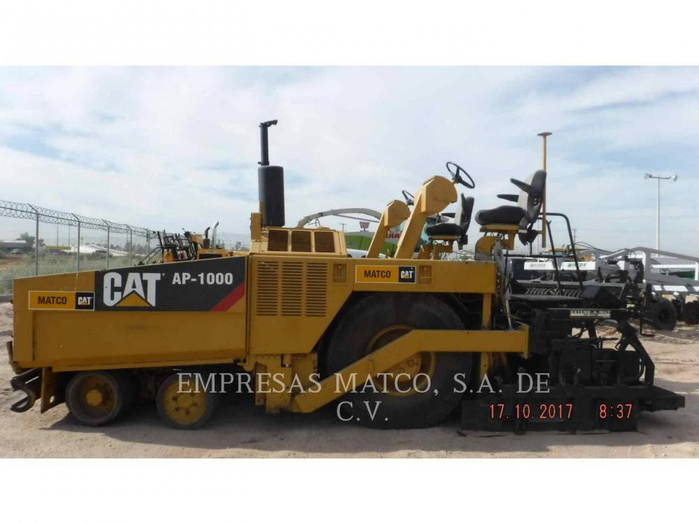Detail photo of 1995 Caterpillar AP1000 from Construction Equipment Guide