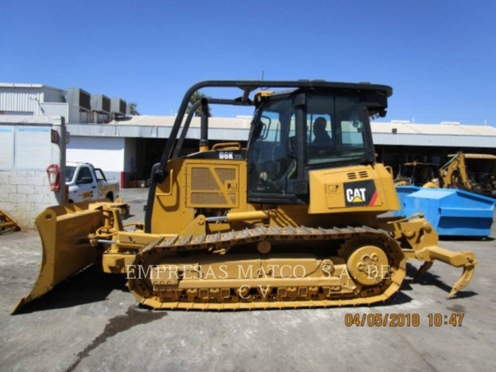 Detail photo of 2008 Caterpillar D6K from Construction Equipment Guide