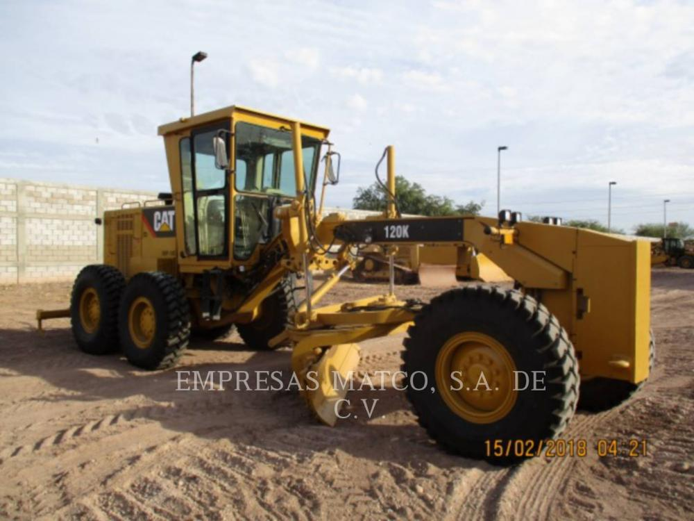 Detail photo of 2011 Caterpillar 120K from Construction Equipment Guide