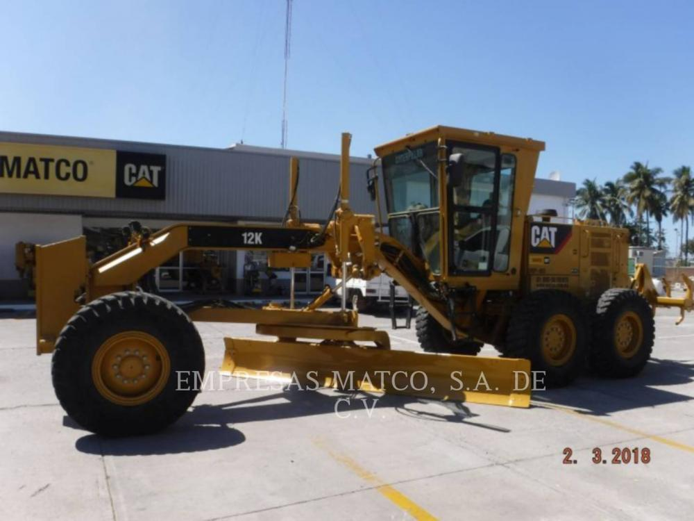 Detail photo of 2016 Caterpillar 12K from Construction Equipment Guide