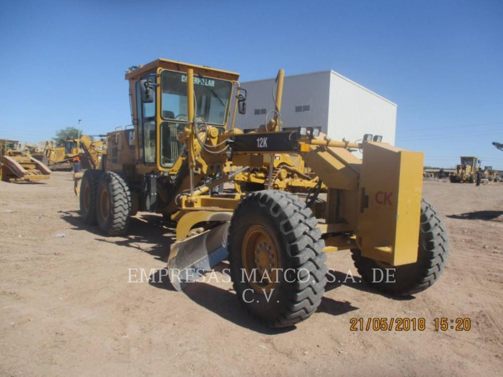 Detail photo of 2017 Caterpillar 12K from Construction Equipment Guide