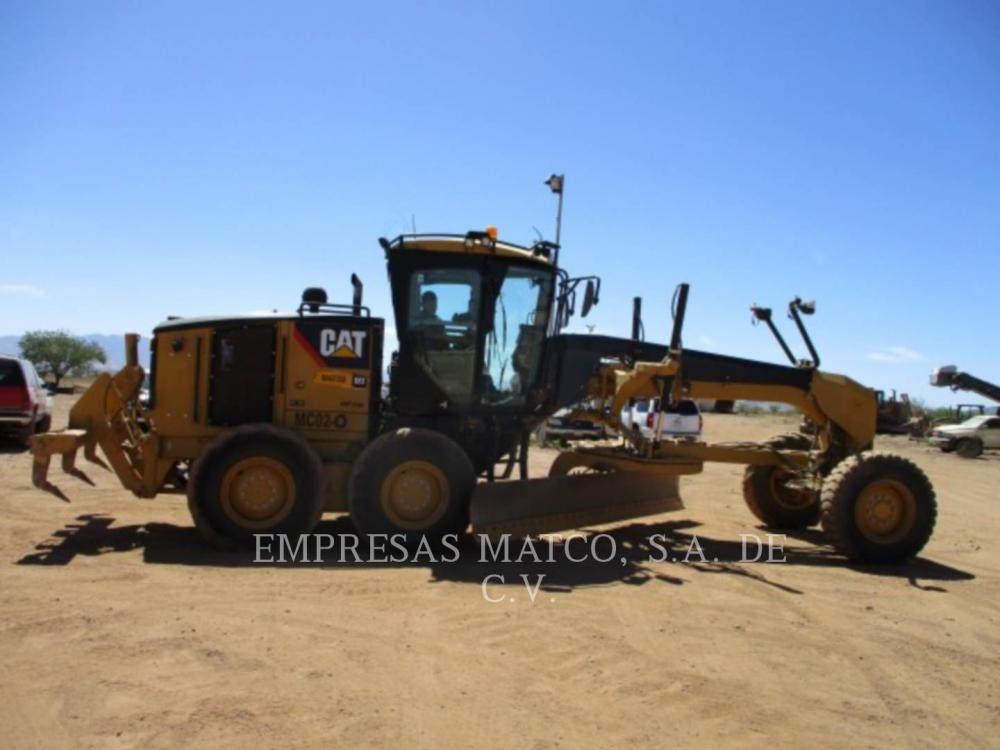 Detail photo of 2010 Caterpillar 12M from Construction Equipment Guide