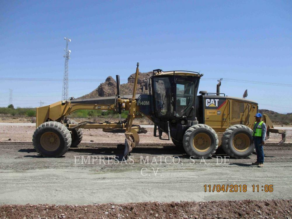 Detail photo of 2007 Caterpillar 140M from Construction Equipment Guide