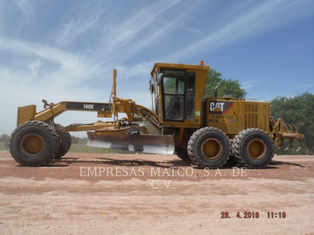 Detail photo of 2014 Caterpillar 140K from Construction Equipment Guide