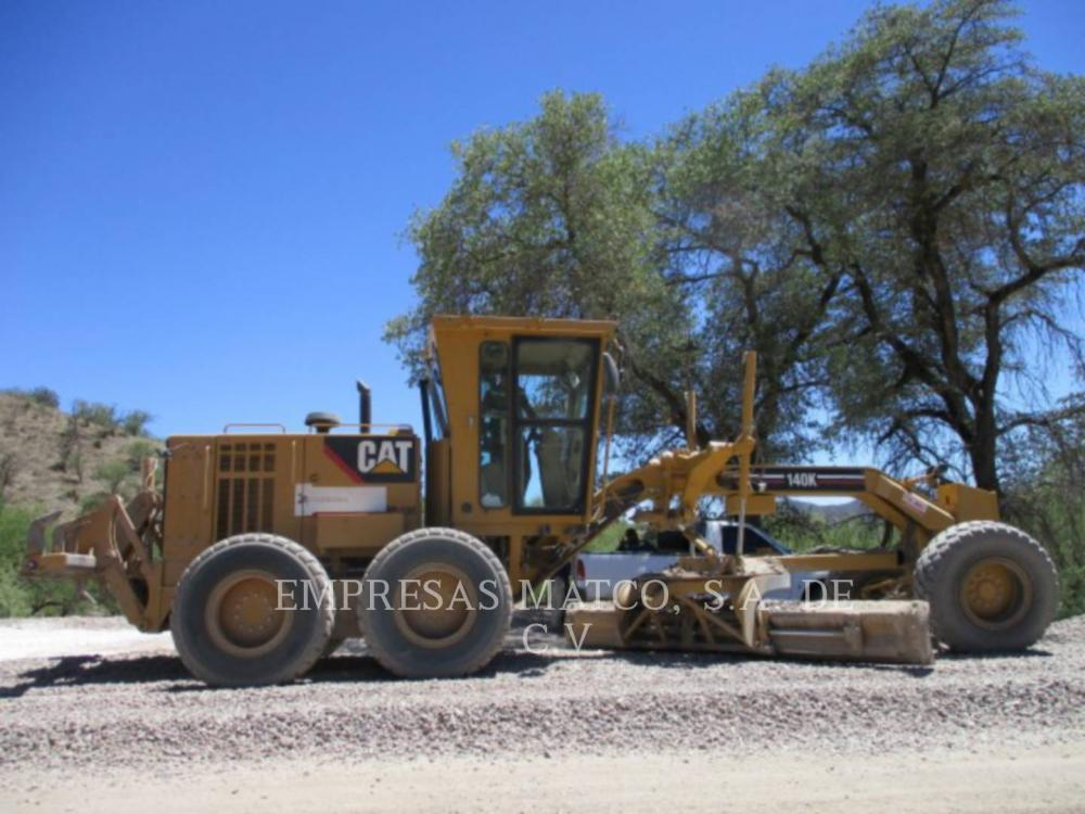 Detail photo of 2016 Caterpillar 140K from Construction Equipment Guide