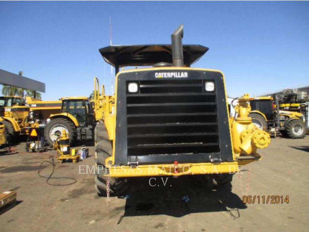Detail photo of 2012 Caterpillar RM500 from Construction Equipment Guide