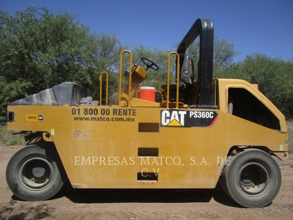 Detail photo of 2011 Caterpillar PS360C from Construction Equipment Guide