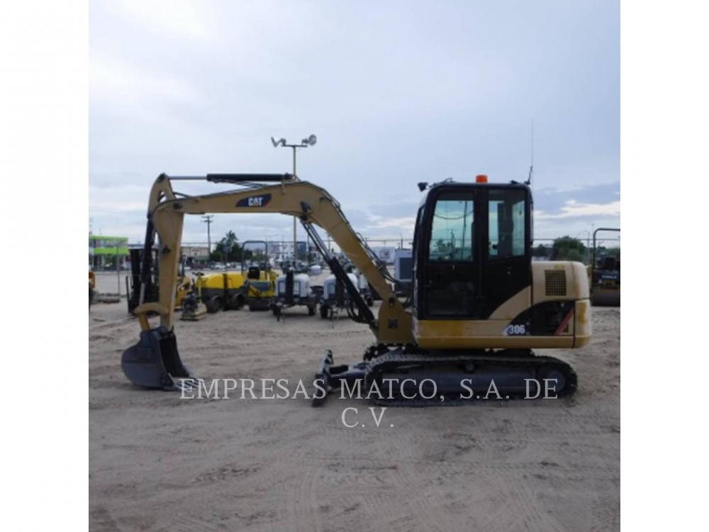 Detail photo of 2012 Caterpillar 306 from Construction Equipment Guide