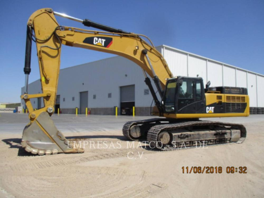 Detail photo of 2013 Caterpillar 349DL from Construction Equipment Guide