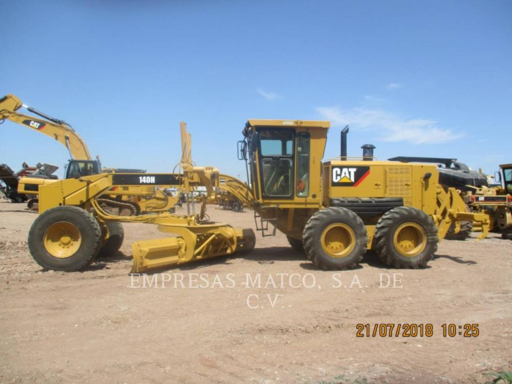 Detail photo of 2006 Caterpillar 140H from Construction Equipment Guide