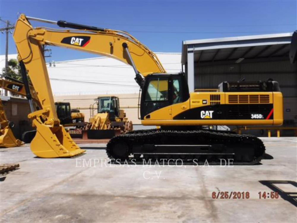 Detail photo of 2008 Caterpillar 345DL from Construction Equipment Guide