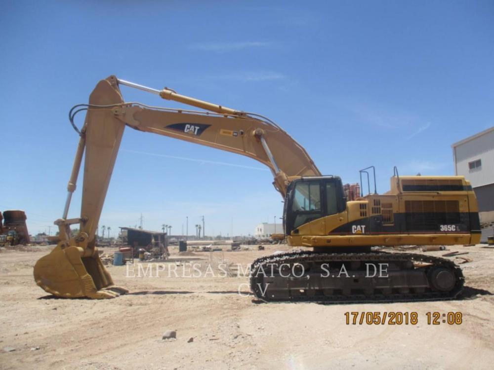 Detail photo of 2007 Caterpillar 365CL from Construction Equipment Guide