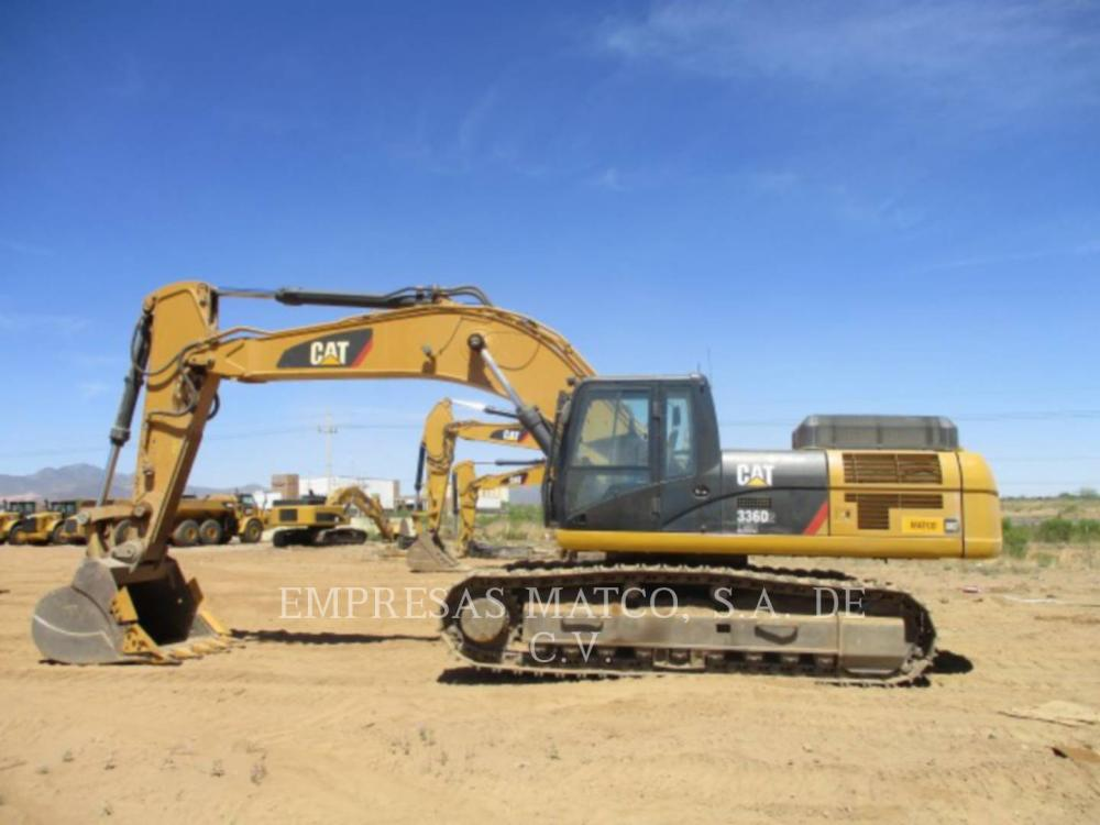 Detail photo of 2015 Caterpillar 336D2L from Construction Equipment Guide