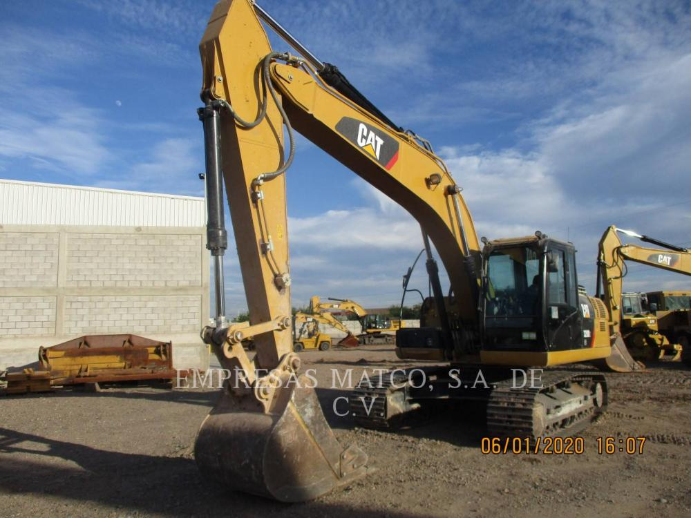 Detail photo of 2018 Caterpillar 320D from Construction Equipment Guide