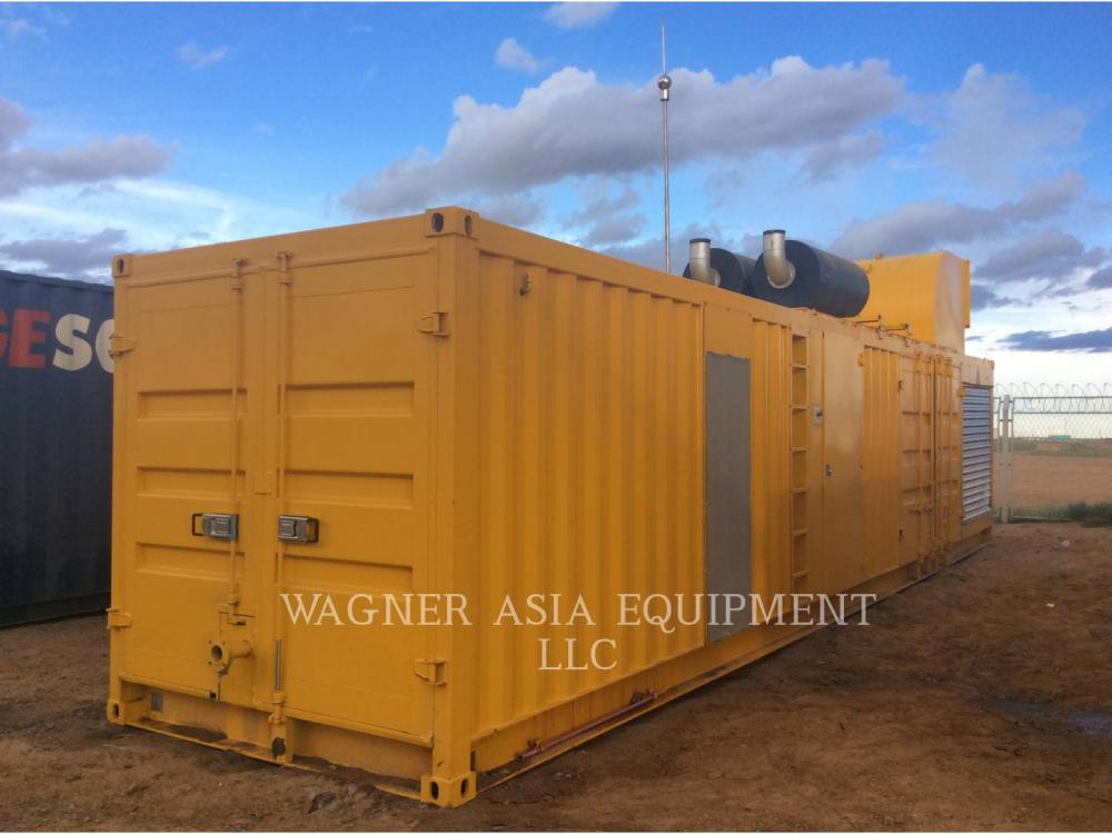 Detail photo of 2012 Genset CAT3516B from Construction Equipment Guide