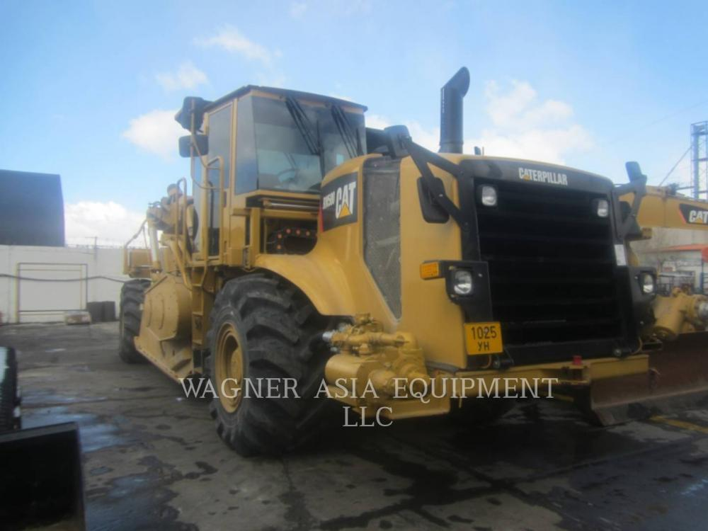 Detail photo of 2011 Caterpillar RM500 from Construction Equipment Guide
