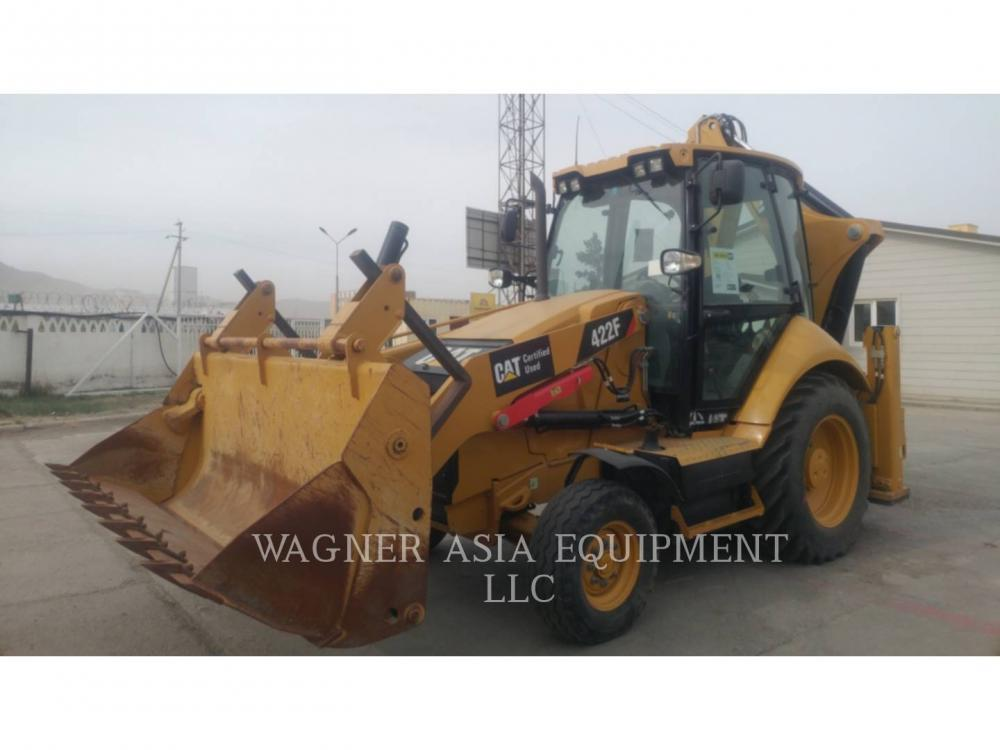 Detail photo of 2012 Caterpillar 422F from Construction Equipment Guide