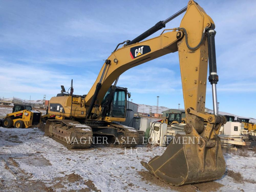 Detail photo of 2012 Caterpillar 336D from Construction Equipment Guide