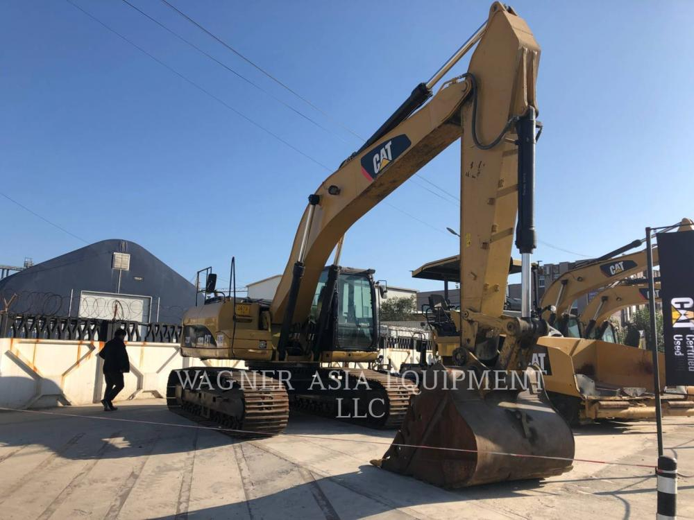 Detail photo of 2012 Caterpillar 329DL from Construction Equipment Guide