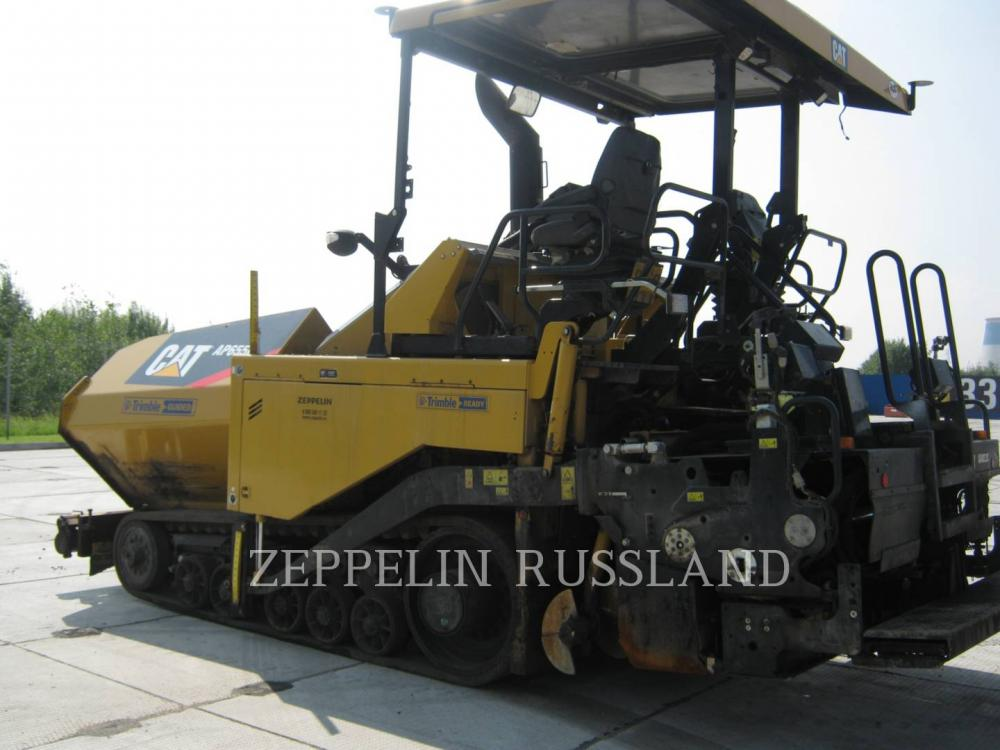 Detail photo of 2014 Caterpillar AP655D from Construction Equipment Guide