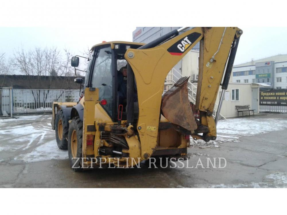 Detail photo of 2013 Caterpillar 434F from Construction Equipment Guide