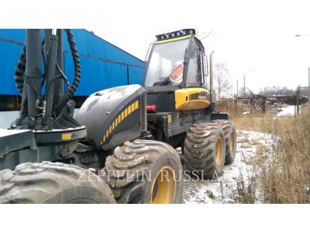 Detail photo of 2011 Ponsse ERGO 8W from Construction Equipment Guide