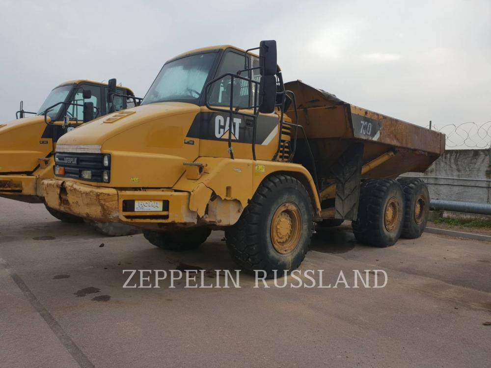 Detail photo of 2008 Caterpillar 730 from Construction Equipment Guide