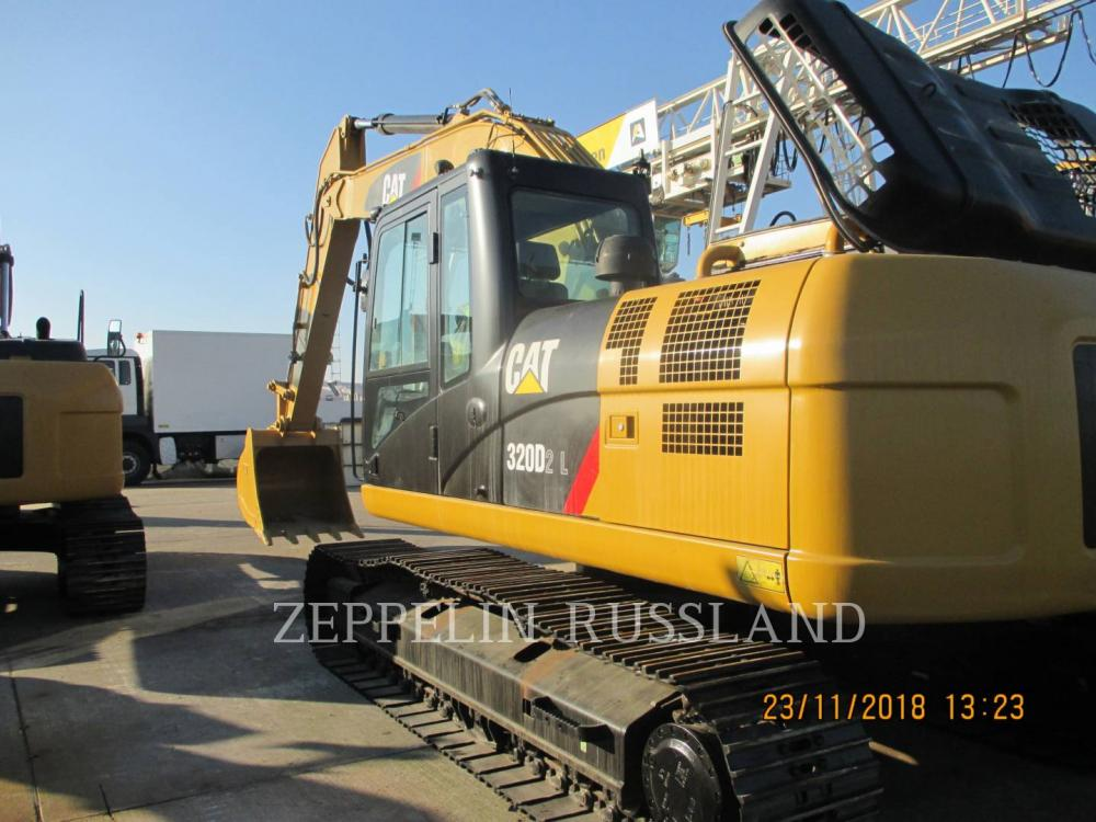 Detail photo of 2015 Caterpillar 320D 2L from Construction Equipment Guide