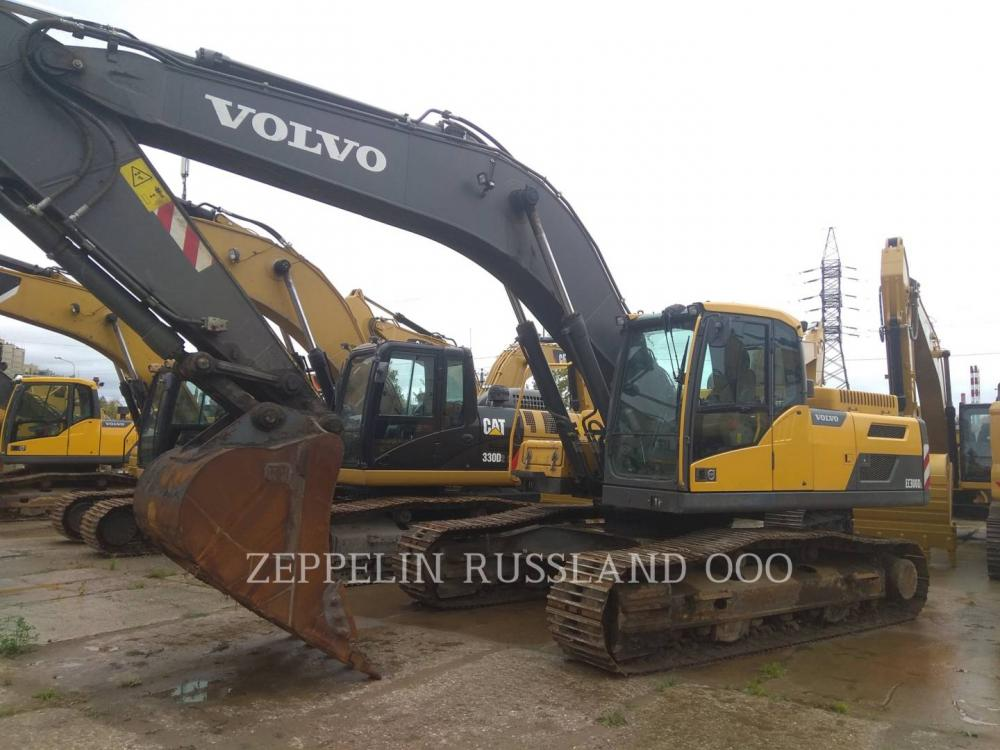 Detail photo of 2017 Volvo EC300DL from Construction Equipment Guide