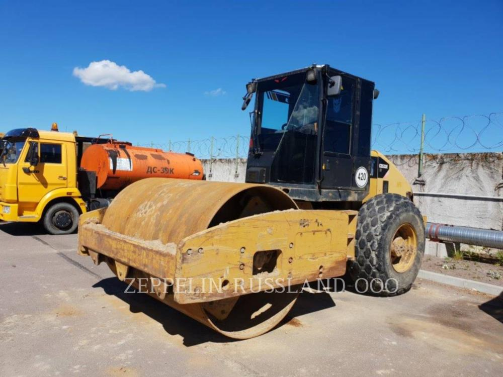 Detail photo of 2008 Caterpillar CP533E from Construction Equipment Guide