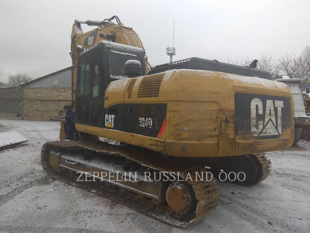 Detail photo of 2011 Caterpillar 324D L from Construction Equipment Guide