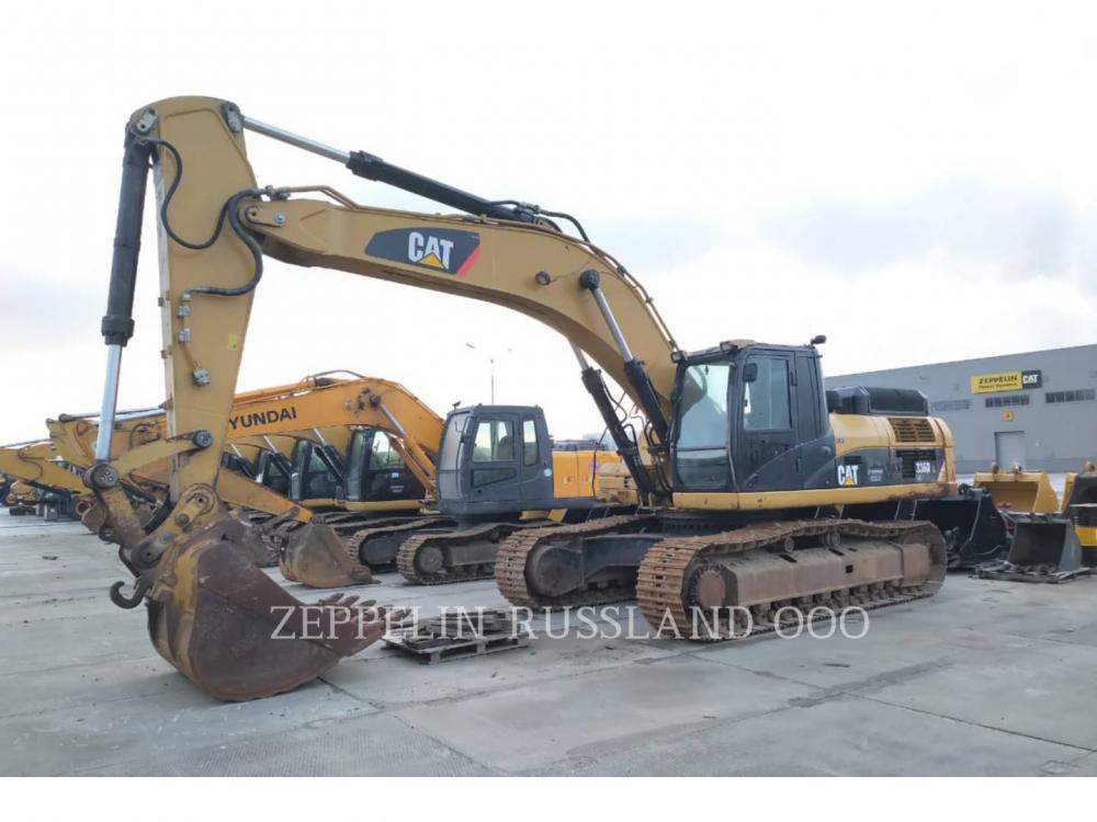 Detail photo of 2011 Caterpillar 336D from Construction Equipment Guide