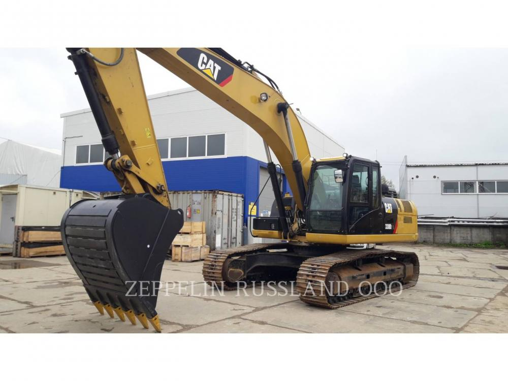 Detail photo of 2018 Caterpillar 330D2L from Construction Equipment Guide