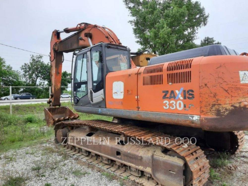 Detail photo of 2008 Hitachi ZX330LC-3 from Construction Equipment Guide