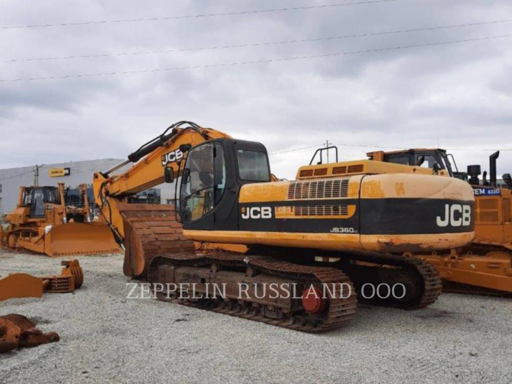 Detail photo of 2011 JCB JS360LC from Construction Equipment Guide