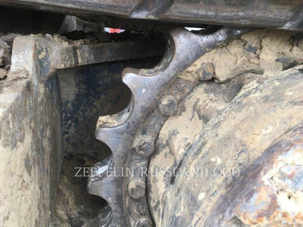 Detail photo of 2011 Komatsu PC300-8 from Construction Equipment Guide
