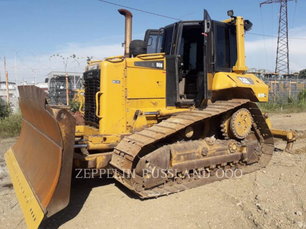 Detail photo of 2008 Caterpillar D6N XL from Construction Equipment Guide