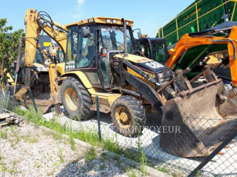Detail photo of 2005 Caterpillar 428D from Construction Equipment Guide