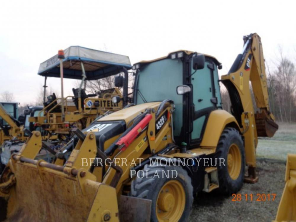 Detail photo of 2015 Caterpillar 432F from Construction Equipment Guide