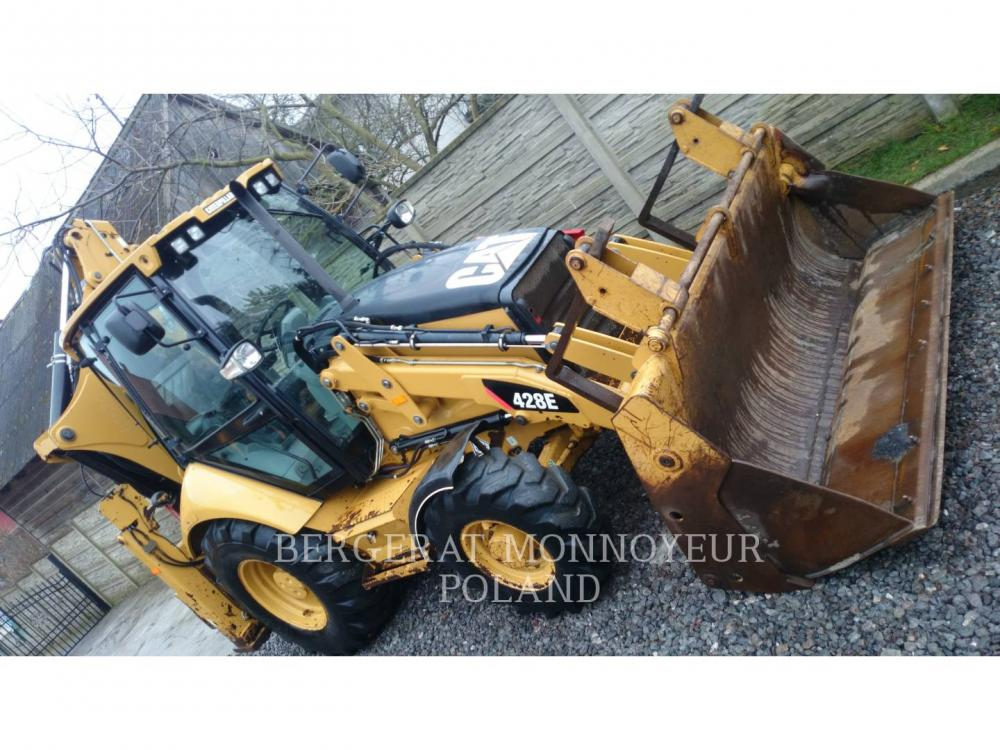 Detail photo of 2011 Caterpillar 428E from Construction Equipment Guide