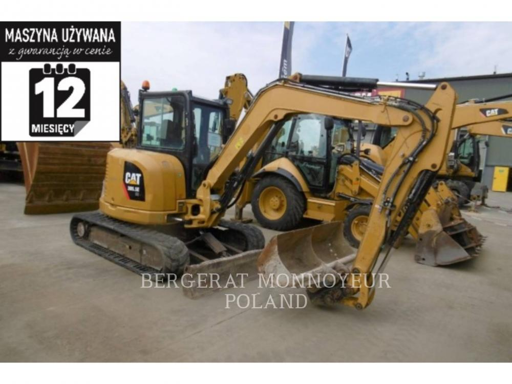 Detail photo of 2012 Caterpillar 305.5E CR from Construction Equipment Guide