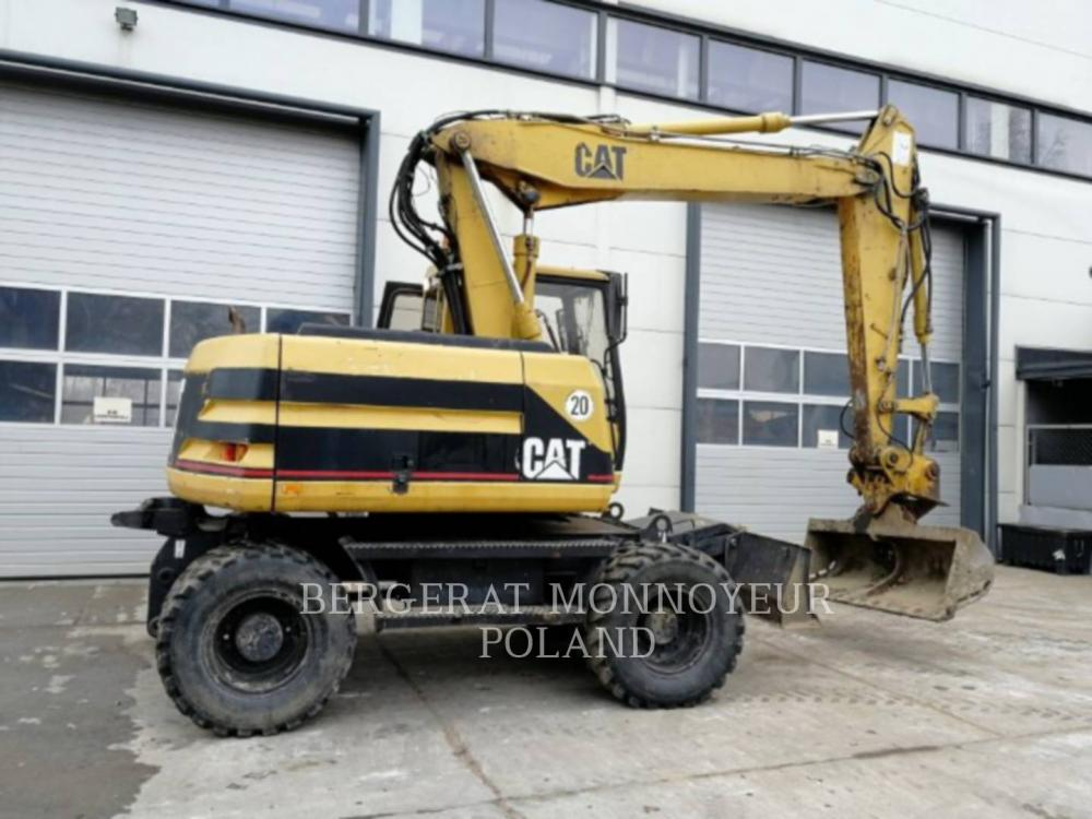 Detail photo of 1999 Caterpillar M312 from Construction Equipment Guide